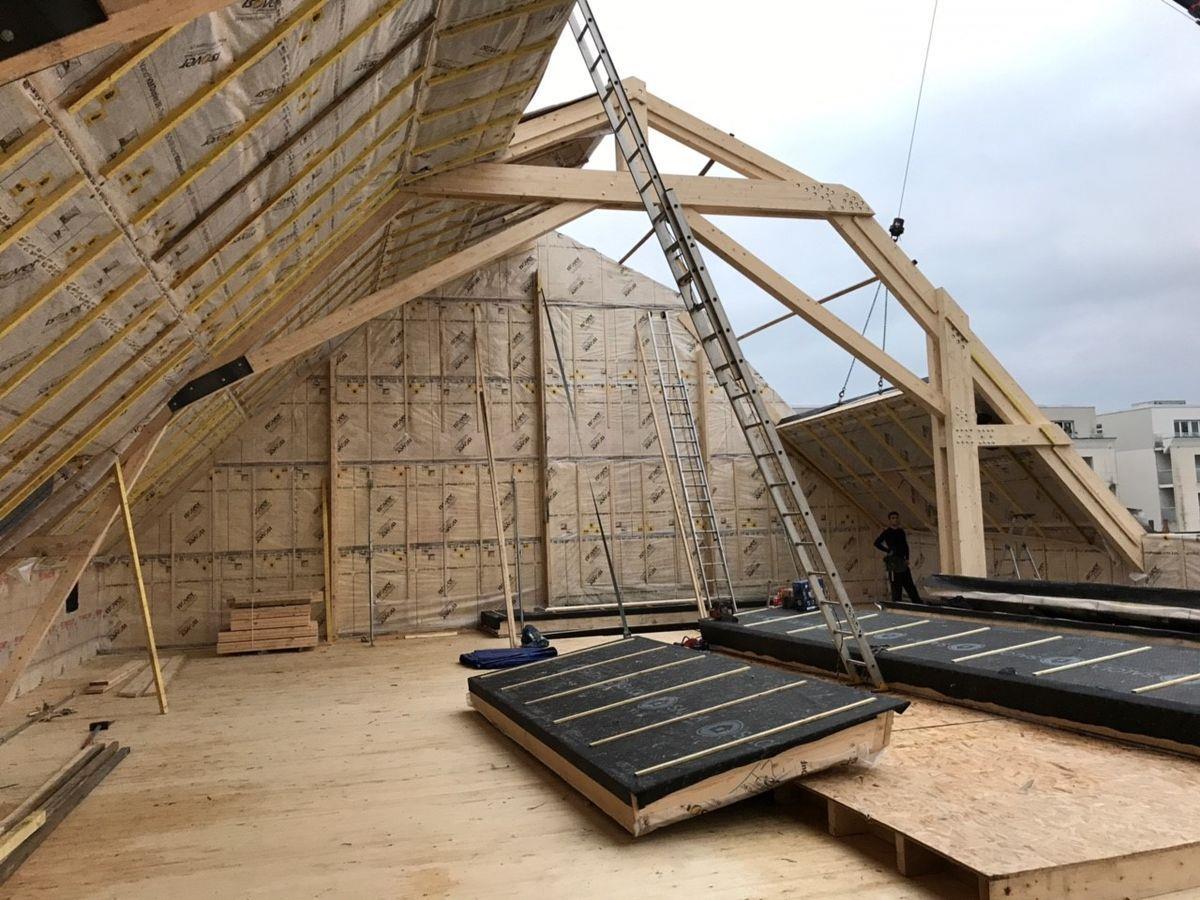 r alisation charpente traditionnelle bois bordeaux cavignac libourne charpentier maisons. Black Bedroom Furniture Sets. Home Design Ideas